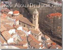 Iglesia de San Andrés en Alcalá del Júcar